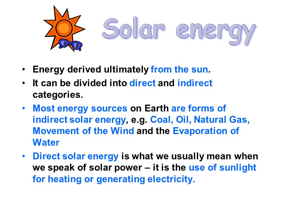 Solar Energy And Nuclear Energy Ppt Video Online Download
