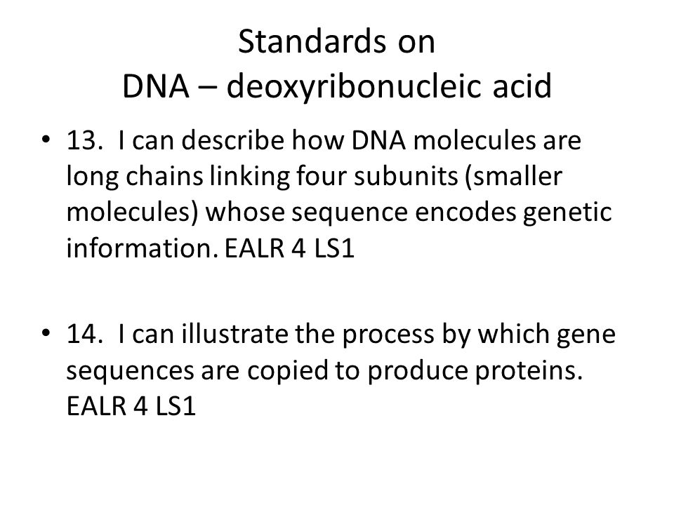Biology Semester ppt download – Chapter 11 Dna and Genes Worksheet Answers
