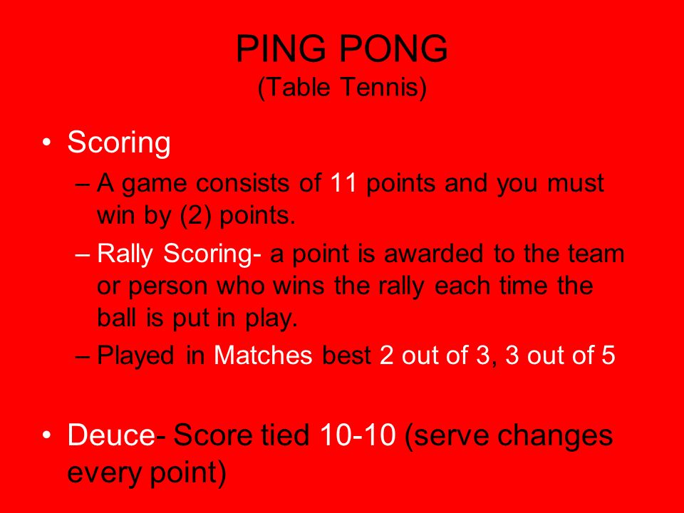 Table tennis rules serve game point new blog wallpapers for Table tennis serving rules