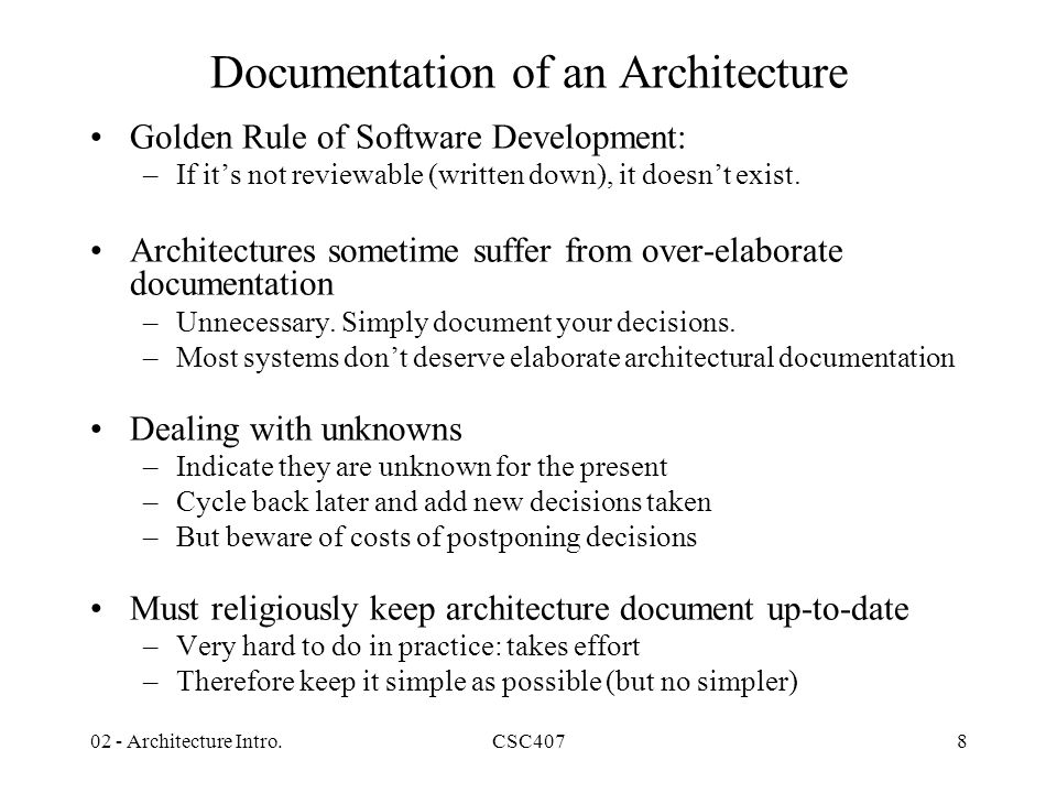 Architecture definition ppt download for Anarchitecture definition