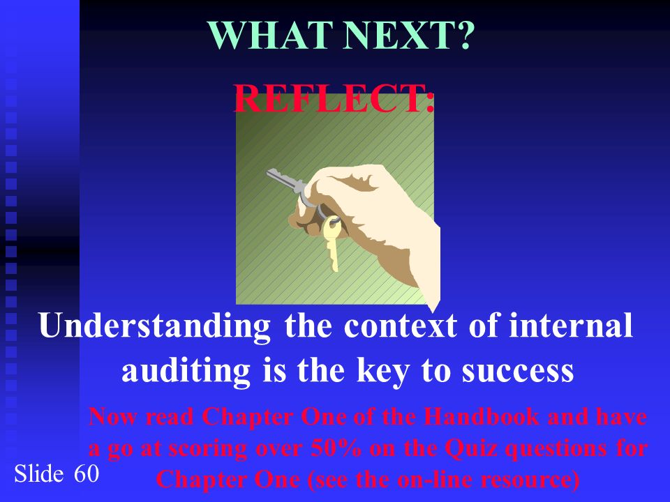 Summary articles Auditing Theory