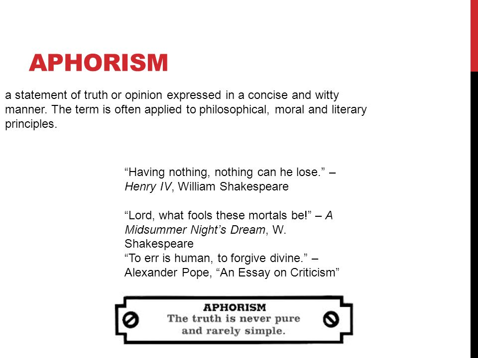 Literary Terms PowerPoint (Free)