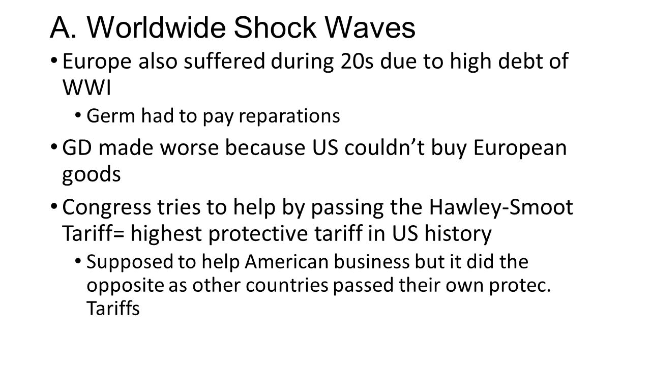 A. Worldwide Shock Waves