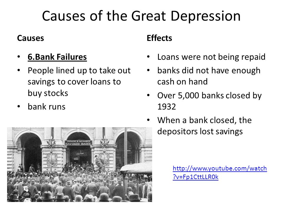 the devastating effects on both north and south during the great depression 2018-8-14  during the great depression, people relied on themselves and each other to pull through the new deal signaled that they could rely on the federal government instead fdr modified the gold standard to protect the dollar's value.