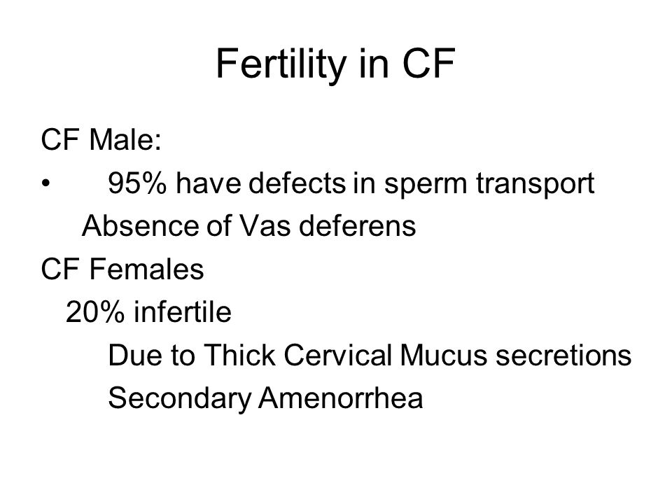 What is absence of sperm in the semen called -