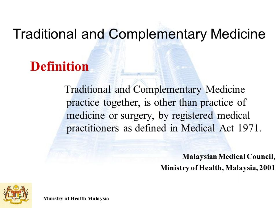 the description of the practice of holistic medicine Holistic medicine is a form of healing that considers the whole person -- body, mind, spirit, and emotions -- in the quest for optimal health and wellness according to the holistic medicine philosophy, one can achieve optimal health -- the primary goal of holistic medicine practice -- by gaining proper balance.