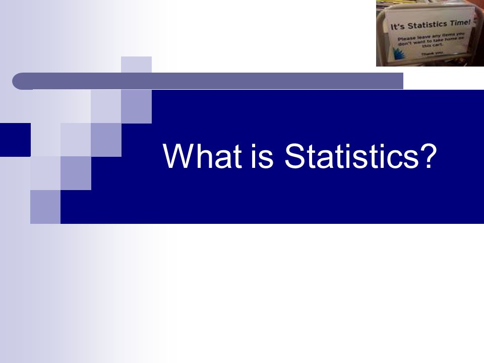 what is statistics Introduction to descriptive statistics and central tendency ways to measure the average of a set: median, mean, mode watch the next lesson:.