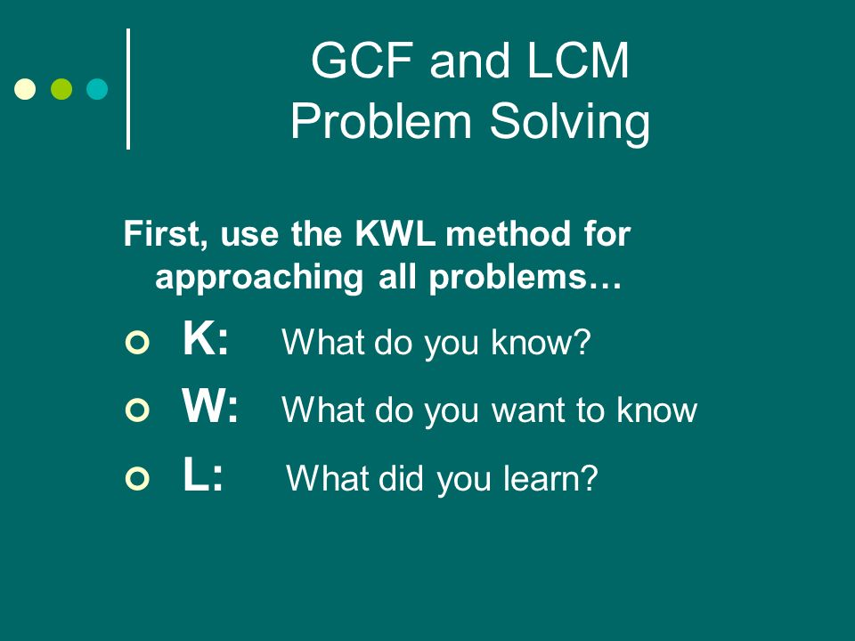 lcm and gcf word problems pdf