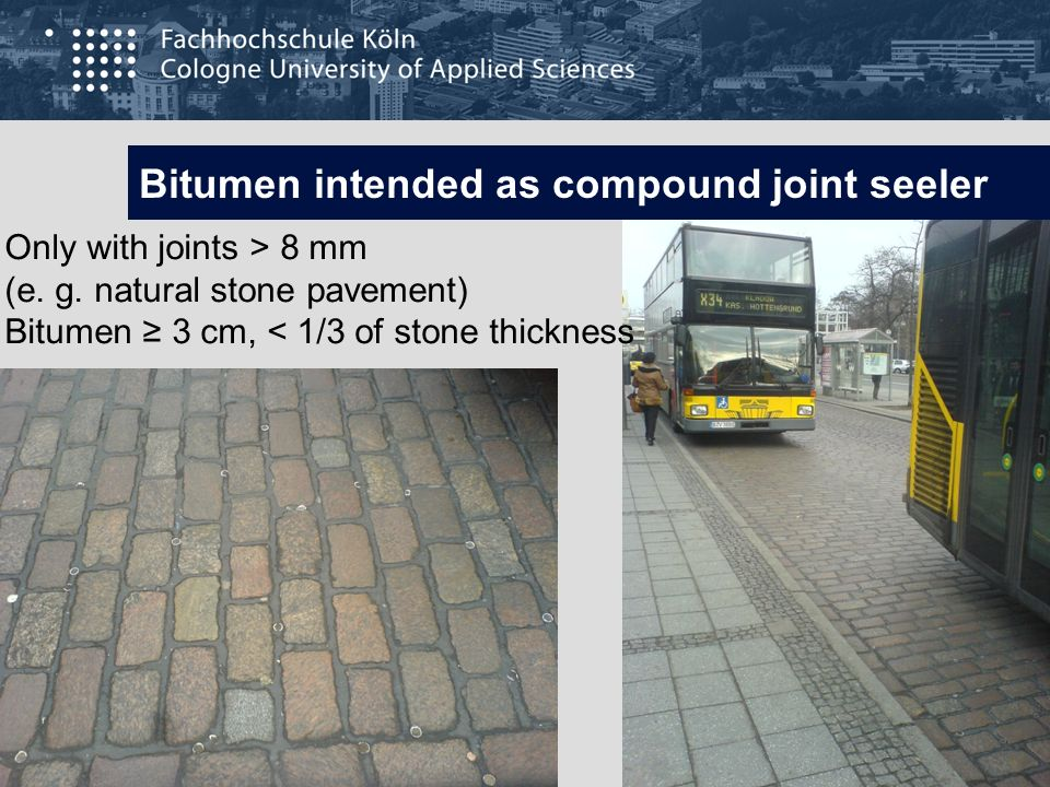 Bitumen intended as compound joint seeler