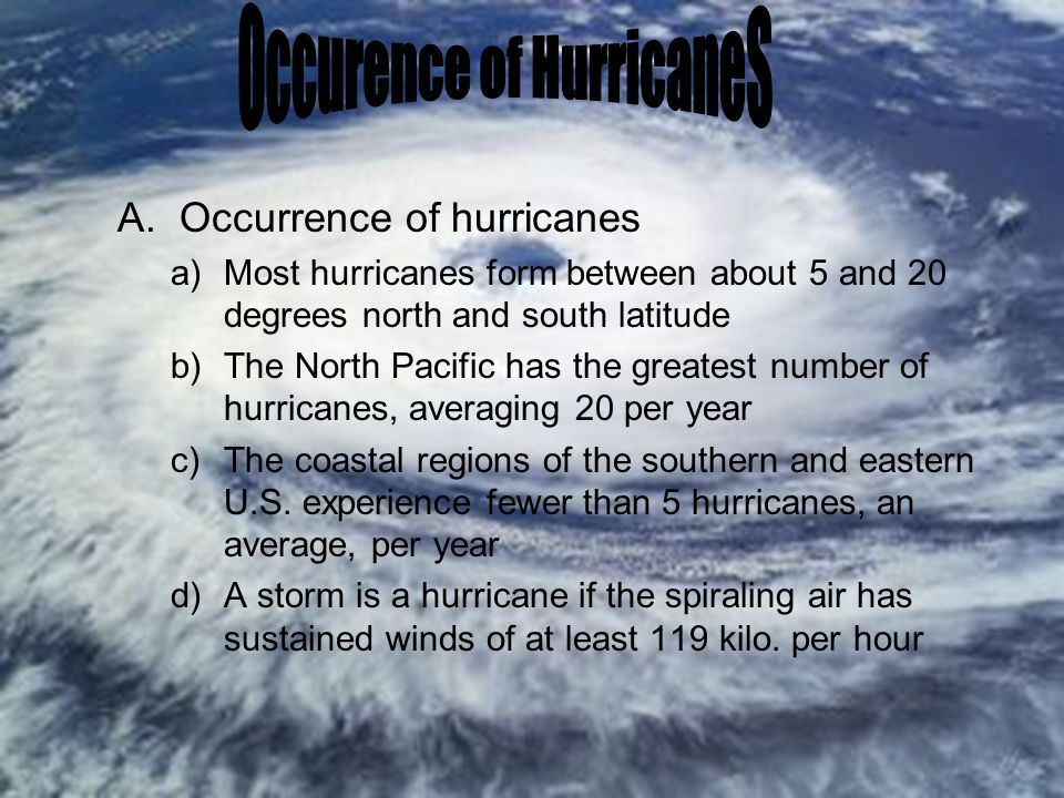 Severe Storms ppt download
