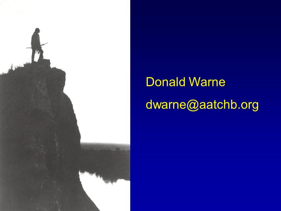 Donald Warne dwarne@aatchb.org