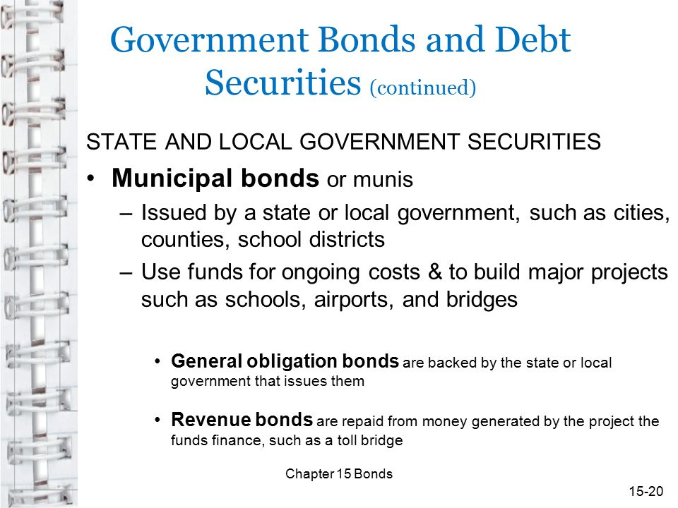 chapter 15 investing in bonds Chapter 15 investing in bonds true/false questions t f 51 a corporate bond is a corporation's written pledge that it will repay a specified amount of money with.