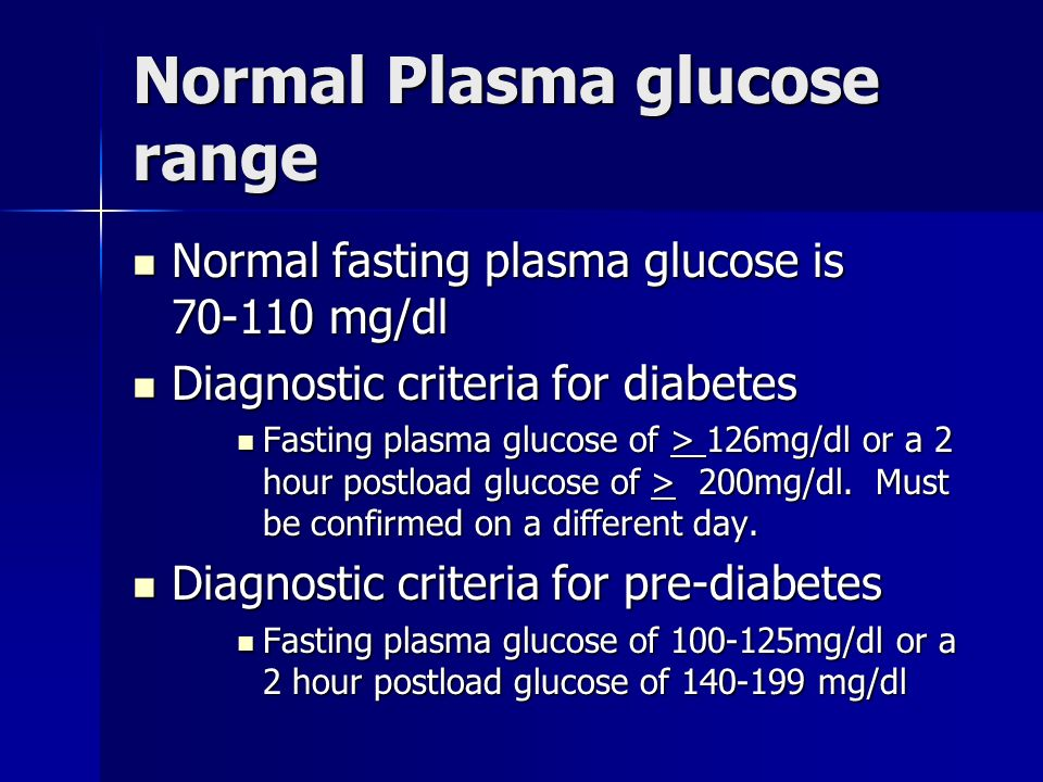 Two-hour postprandial blood glucose The test is done two hours after  meals.What type of patient preparation is required for a 2-hour postprandial  glucose ...