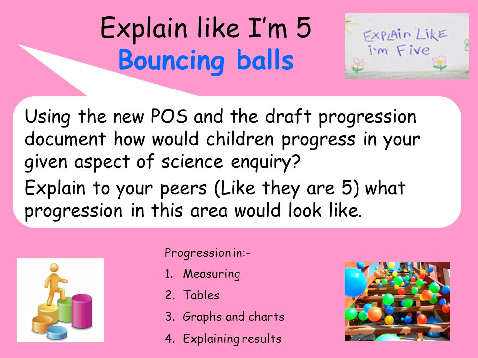Explain like I'm 5 Bouncing balls