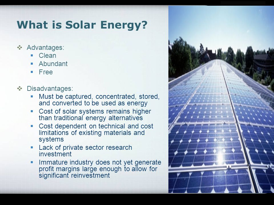 Timing Of Market Entry Strategy Analysis For Home Solar