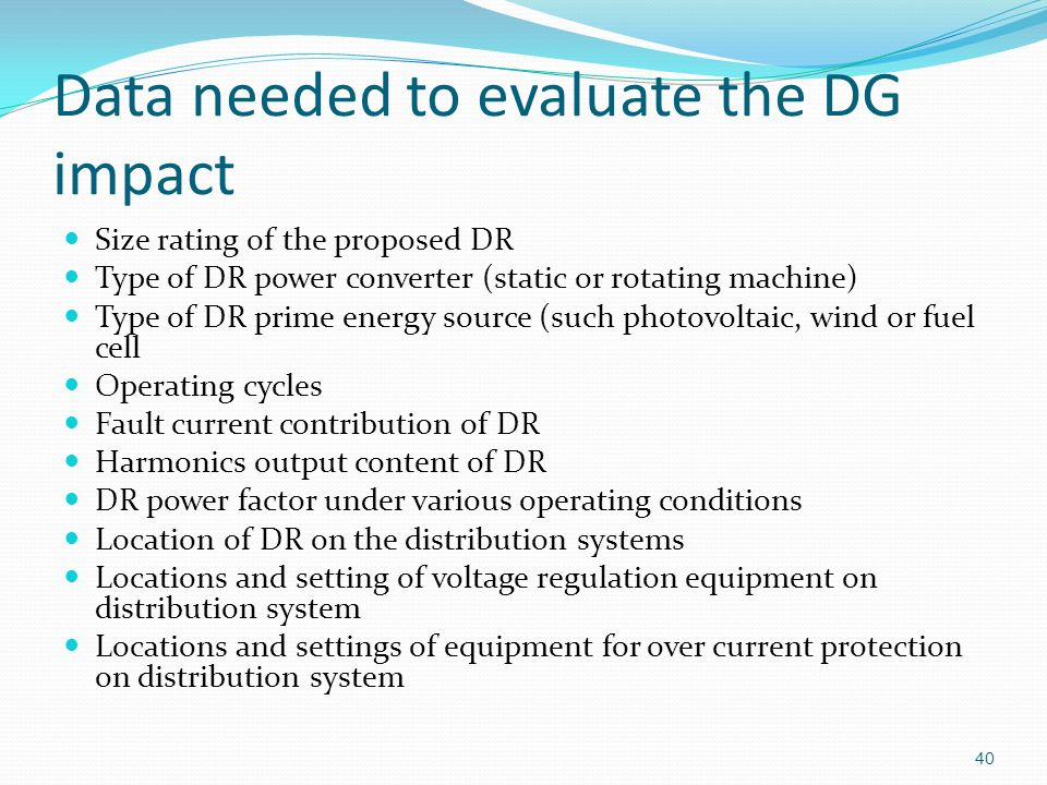 Distributed Generation Ppt Video Online Download