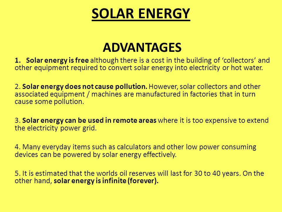WIND ENERGY ADVANTAGES - ppt video online download