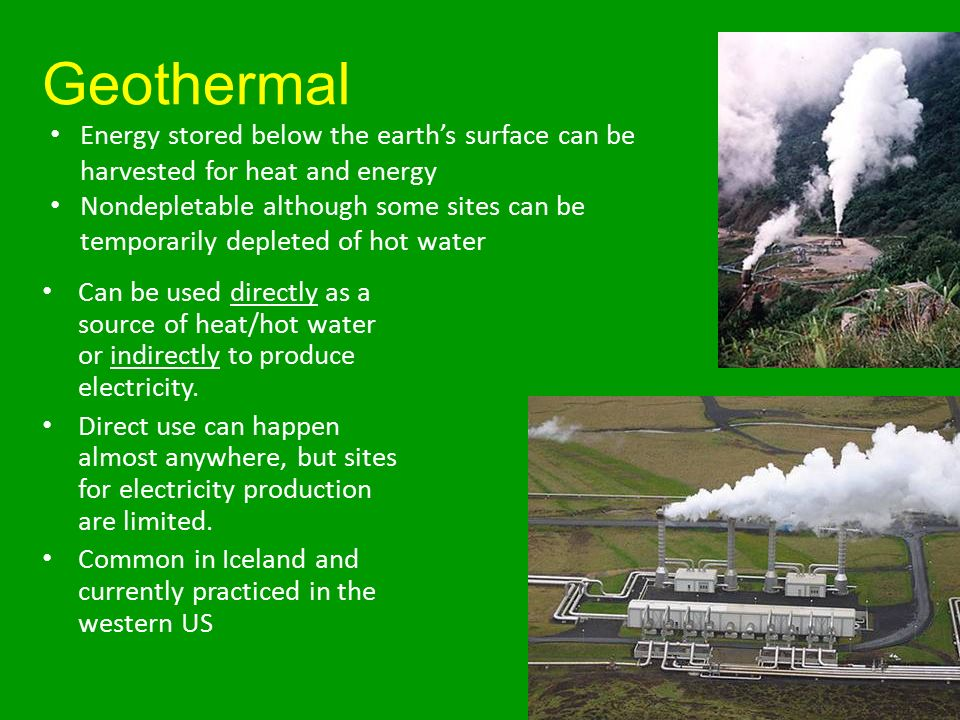 geothermal power producers the us philipines and Geothermal energy development in the philippines: country update francisco a benito1,  the philippines is the world's second largest producer of geothermal energy for power generation as of end 2003,  which translates to about us$557 billion in terms of foreign exchange (forex) savings (department of.