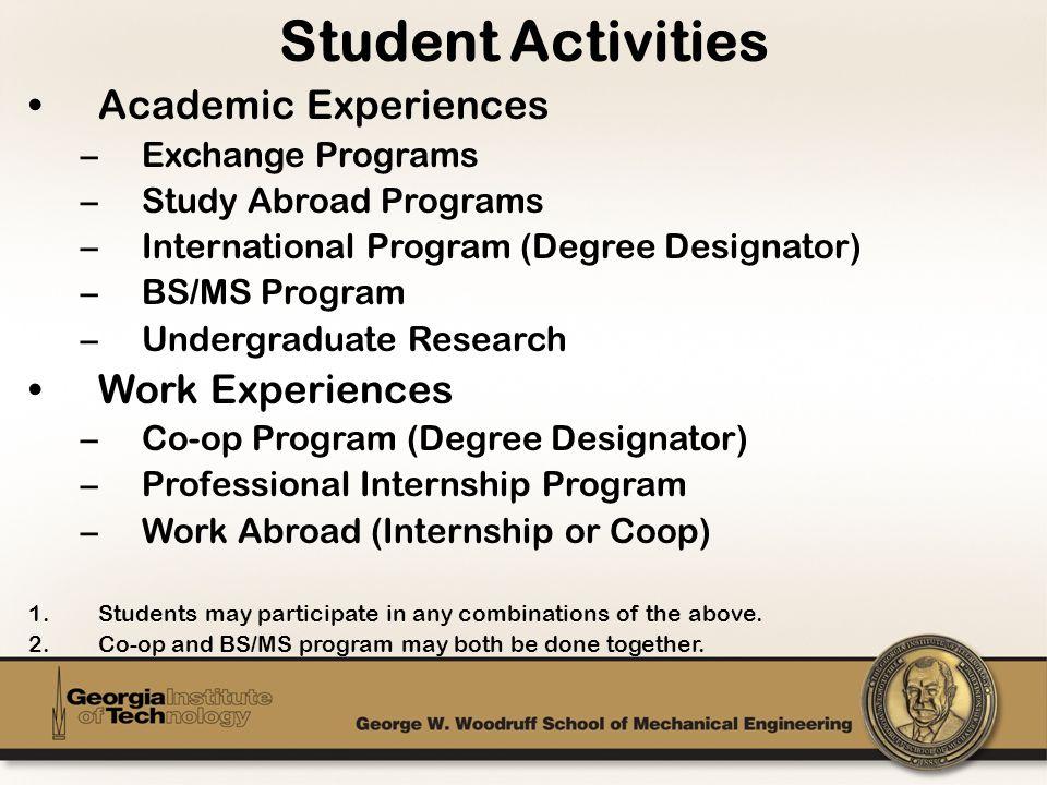 The George W Woodruff School Of Mechanical Engineering