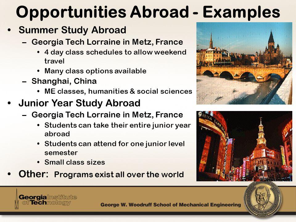 Study Abroad - Georgia Southern University