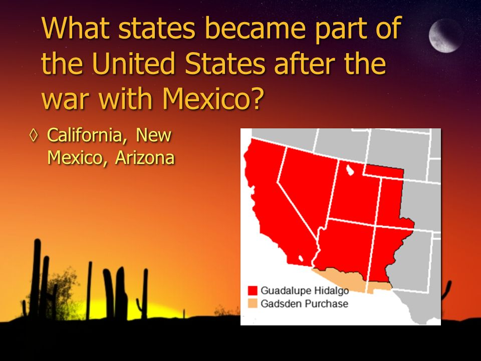 Westward Expansion Review Ppt Video Online Download - Is new mexico part of the united states