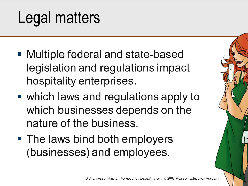 impact of federal laws on the Federal laws that impact employee benefits laws that impact employee benefits laws that impact employee benefits the employee retirement income security act (erisa) regulates employers who offer pension or retirement benefit plans to their employees one of the most important components of erisa as it relates to.