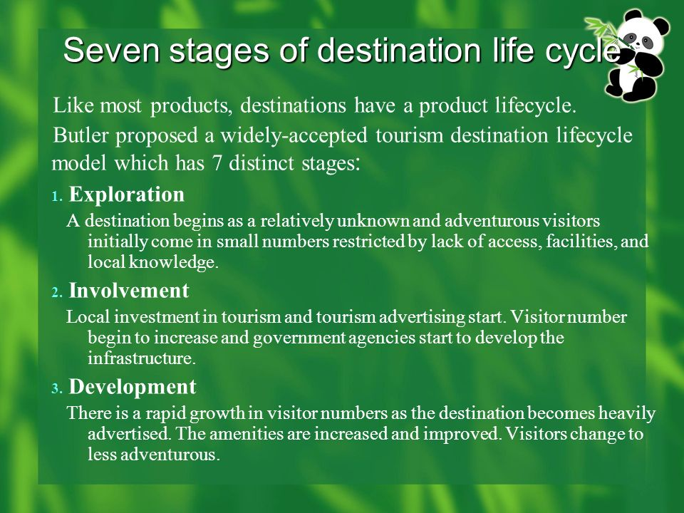 7 stages of destination life cycle 7 stages of system development life cycle july 20, 2018 september 14, 2018 - iphs - leave a comment as technology is advancing to a great extent, it is evident that people are switching over to modern ways for every purpose.