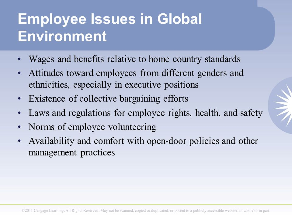 globalization and ethical issues regarding adidas 10 best practices for addressing ethical issues and moral distress by debra wood, rn, contributor march 3, 2014 - ethical conflicts are pervasive in today's healthcare settings, where organizations are trying to do more with less and medical advances and life-extending treatments often cause suffering.