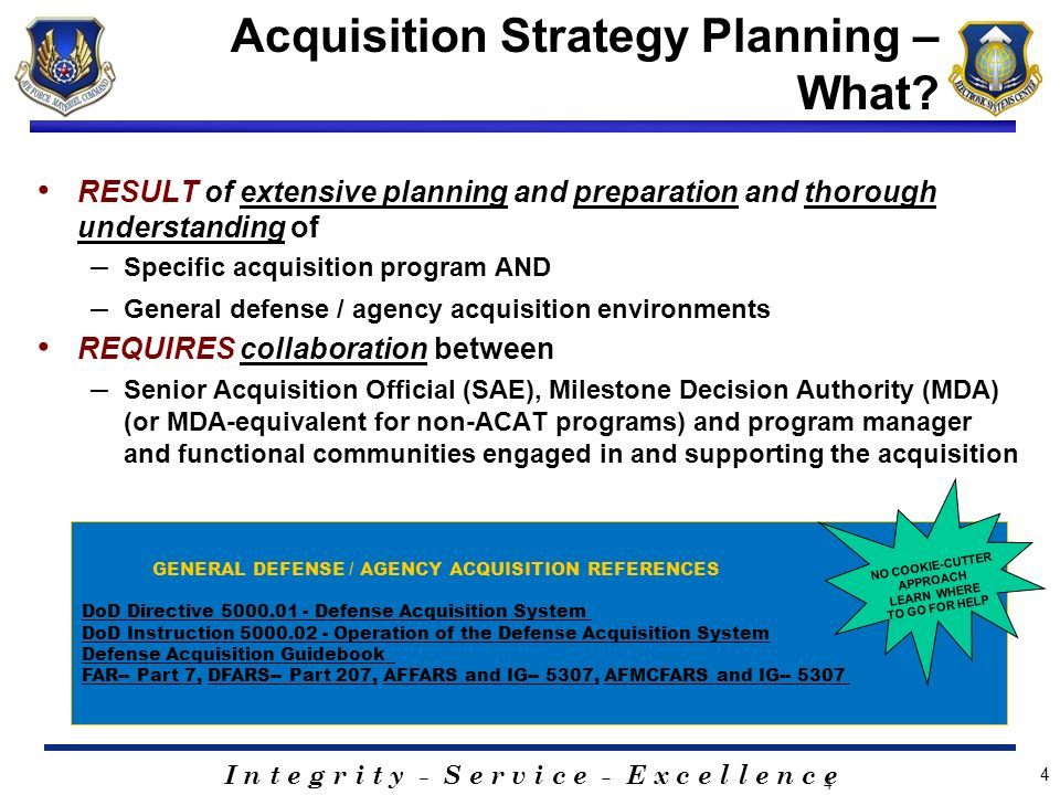 Acquisition Planning Ncma  Ppt Download