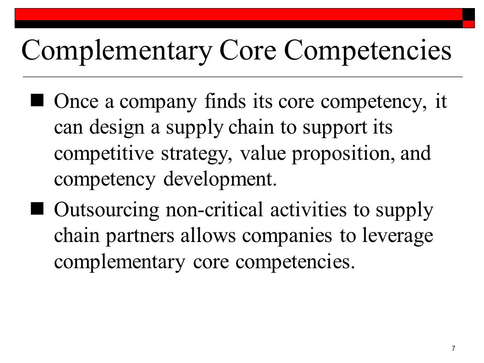 crocs core compenticies Restructuring crocs, inc turnaround management columbia business school advisor: professor laura resnikoff april 26, 2010 molly bennard kevin sayles.