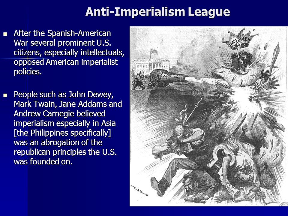 Anti-Imperialism League