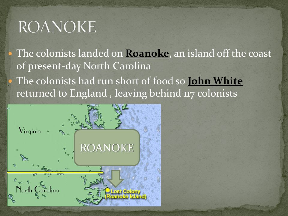 roanoke island research paper View essay - research paper roanoke from government pols 1113 at  northeastern oklahoma a&m college bailee orr roanoke colony hist 1483- i96.