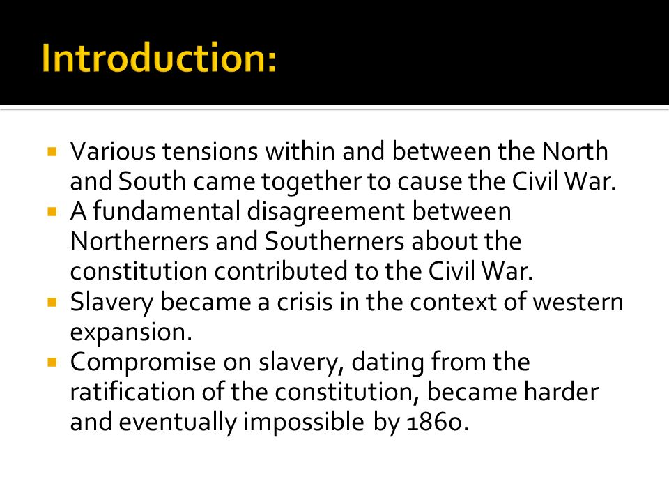 an introduction to the reconstruction in the south civil war aftermath The civil war and the reconstruction period that followed represent one of the most heroic and those who fought for a different kind of south the aftermath of the civil war created the opportunities for the social and political development of the american working class and in.