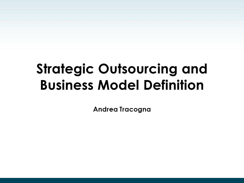 0514 strategic outsourcing powerpoint presentation | powerpoint.