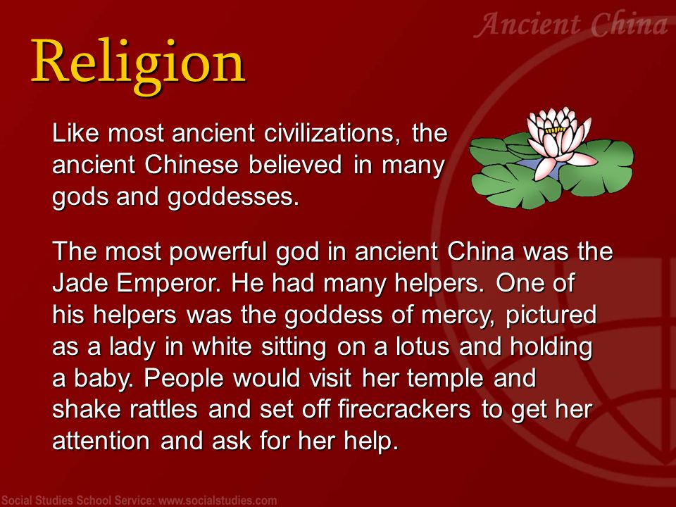 god and the ancient chinese essay The gloomy gods of ancient mesopotamia  the gods of ancient india the gods of ancient china dragons with magical powers viking monsters the iron age celts and.