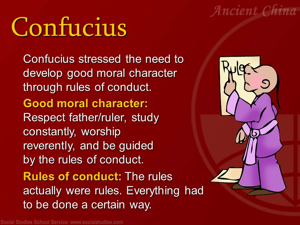 how to develop good character