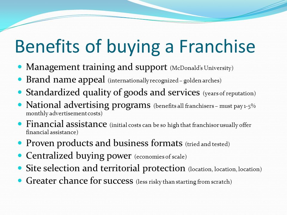 Advantages and Disadvantages of Business Ownership
