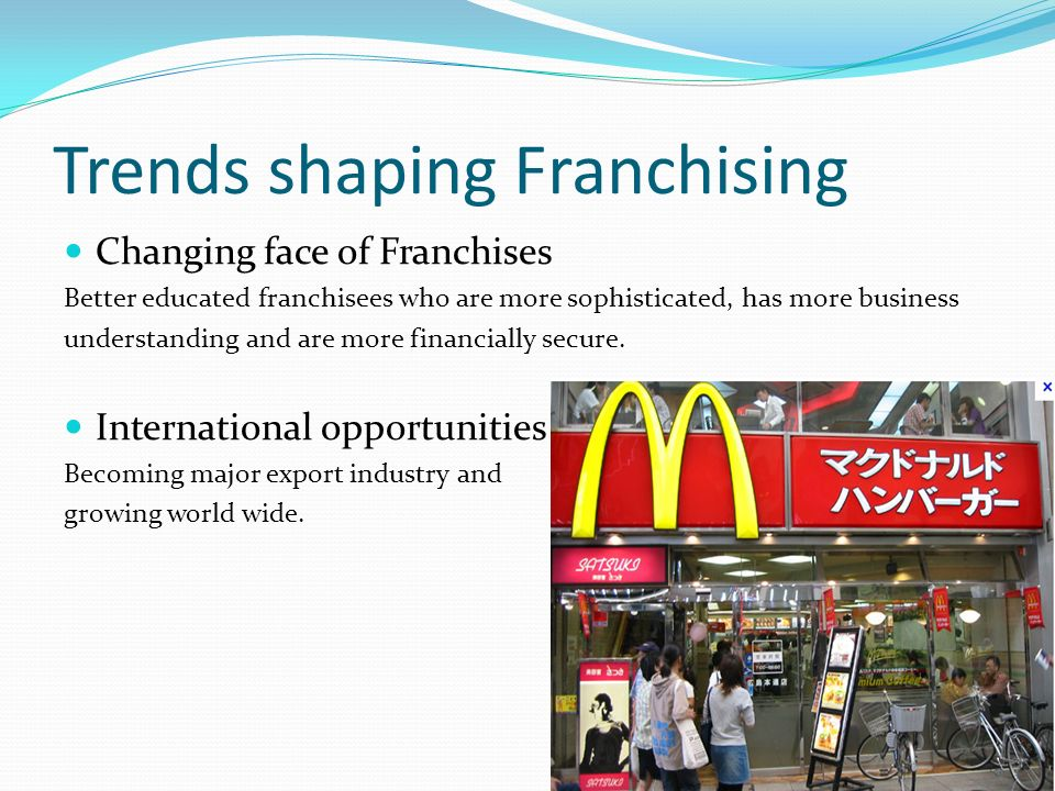 how to become a fast food franchise owner