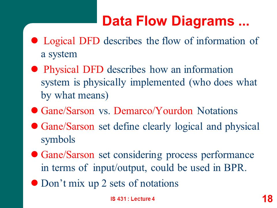 Systems analysis design ppt video online download 18 data flow diagrams ccuart Gallery