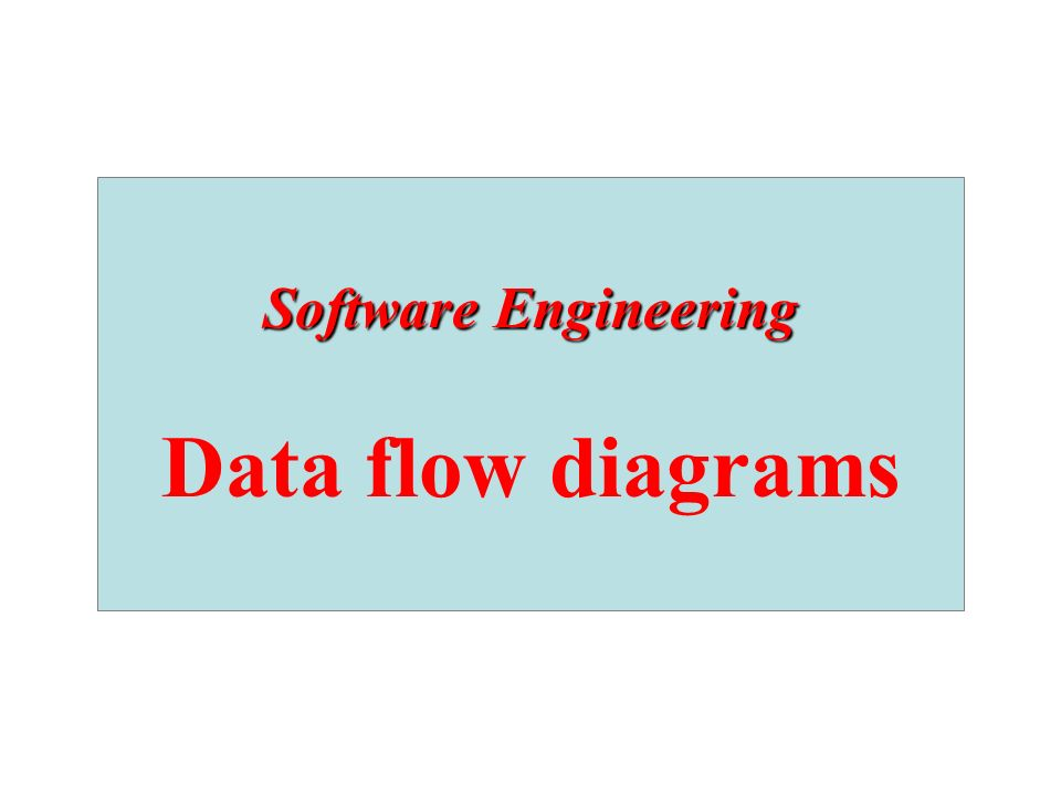 Software engineering data flow diagrams ppt download 1 software engineering data flow diagrams ccuart Choice Image