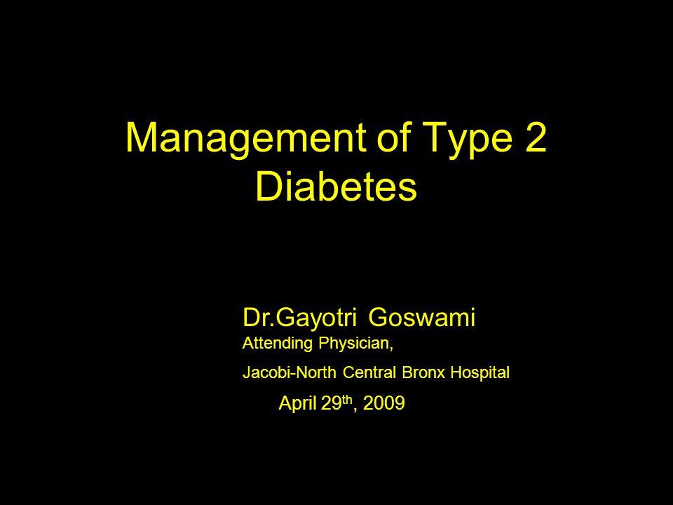 Metabolic Surgery for Type 2 Diabetes Type 2 Diabetes Treatment Algorithm