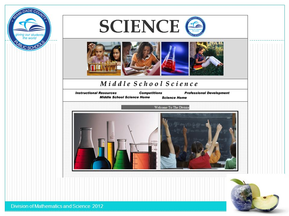 Department Of Mathematics And Science Ppt Download - Dcps lesson plan template
