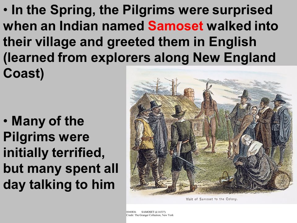 Early English Settlements.