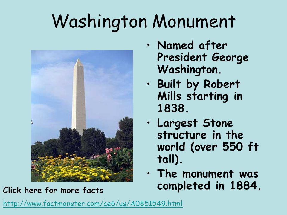 a tour of washington d c ppt video online download