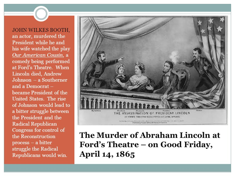 the radical and the republican lincoln Find helpful customer reviews and review ratings for the radical and the republican: frederick douglass, abraham lincoln, and the triumph of antislavery politics at amazoncom read honest and unbiased product reviews from our users.