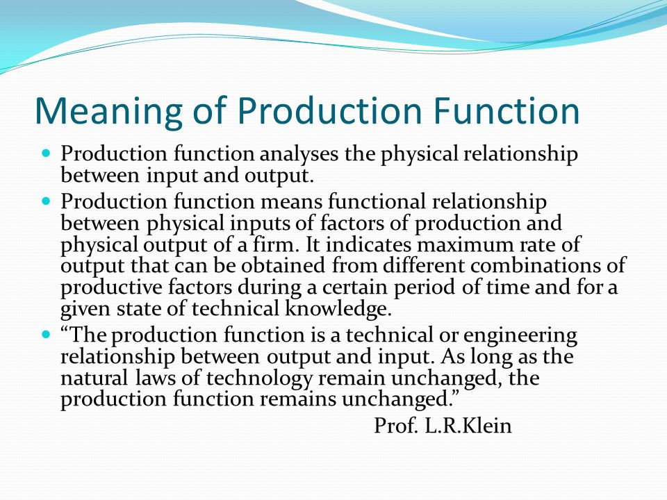 define productivity as the relationship of inputs to outputs contract