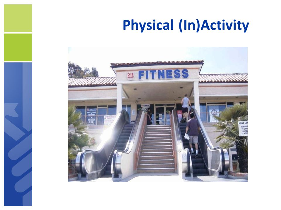 Physical (In)Activity