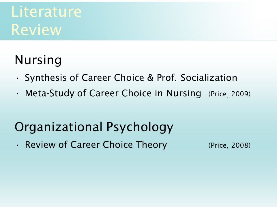 Critique of a Nursing Theory