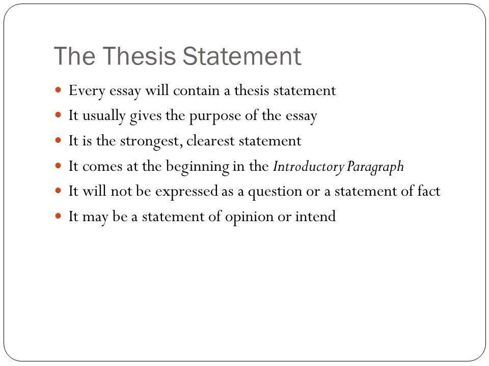 Genetics Thesis Statement | Essay Example - Bla Bla Writing