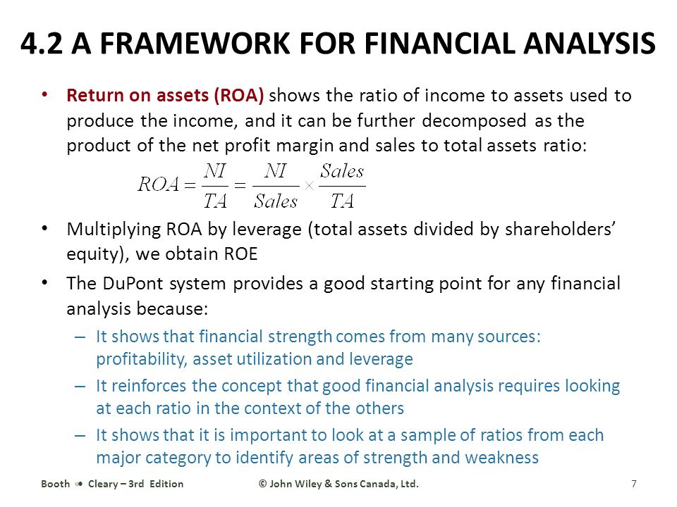 Financial Statement Analysis And Forecasting  Ppt Download
